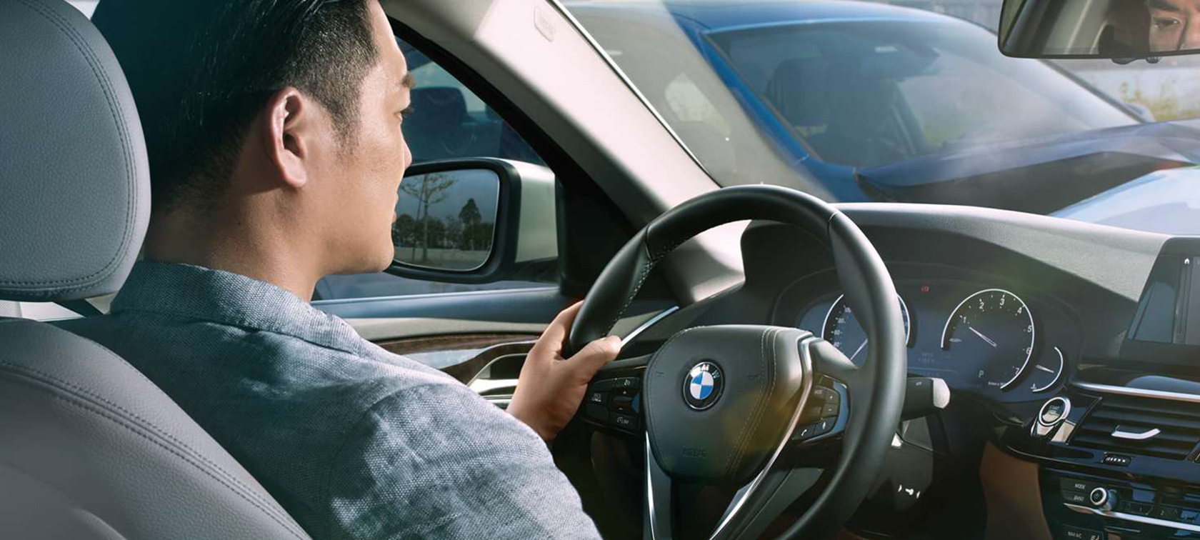 The all-new bmw advanced car eye 2.0. safety in full HD